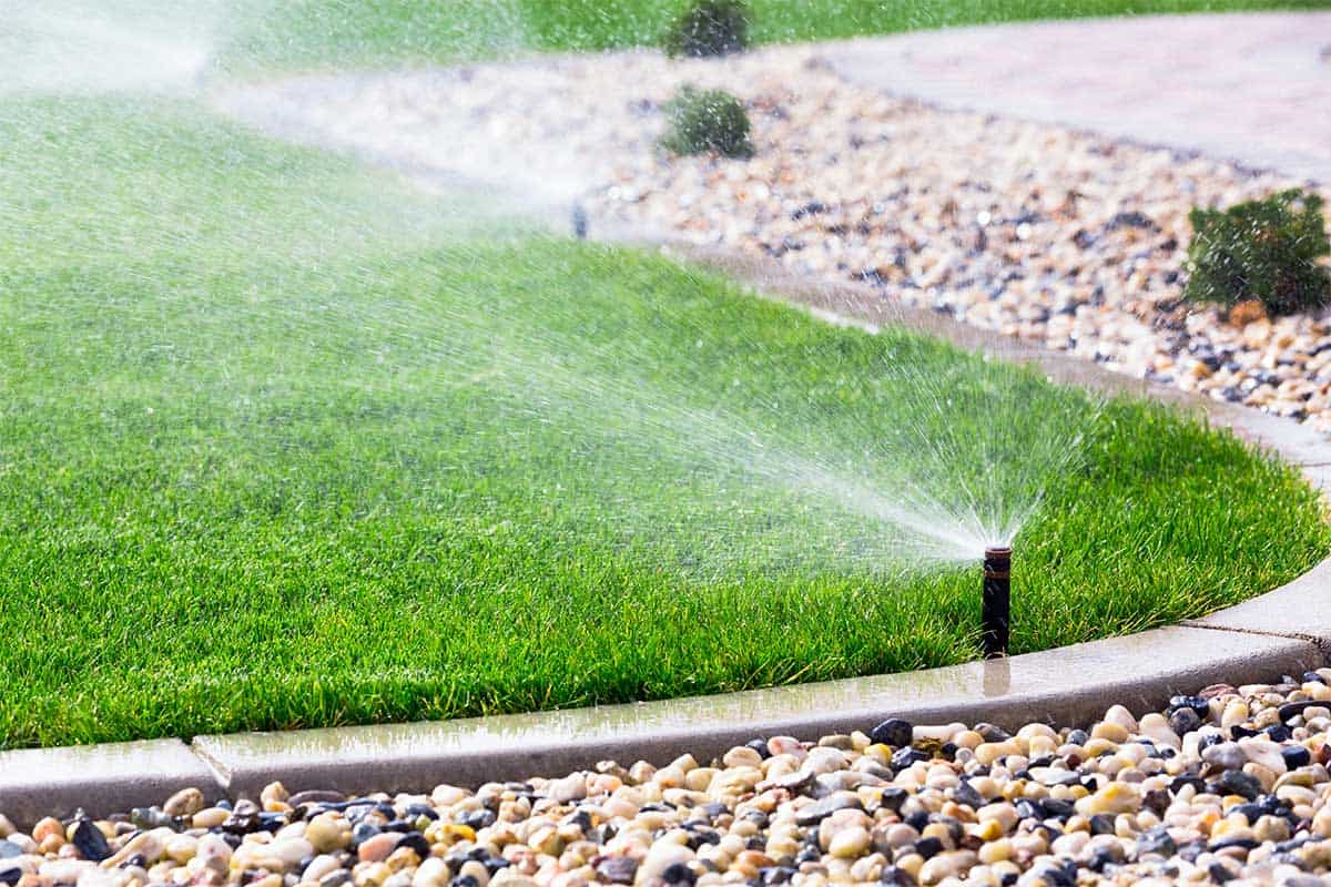 Irrigation Systems / Sprinkler Systems La Center WA